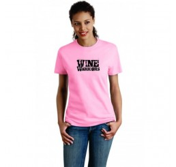 Ladies Pink T-shirt